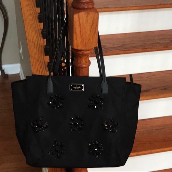 kate spade Handbags - ♠️ Kate Spade Blake Ave. Beaded Taden tote ♠️